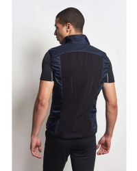 Falke - Vest Space Blue - Lyst