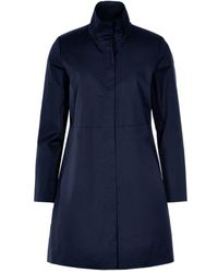Part Two Carvin Navy Coat - Blue