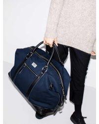 Sandqvist - Jordan Weekender Bag In Blue - Lyst