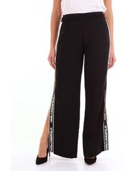 Karl Lagerfeld Classic Black Trousers
