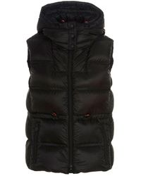 Moose Knuckles Other Materials Vest - Black