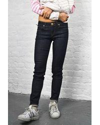Lee Jeans Scarlett Rinse Jeans - Blue