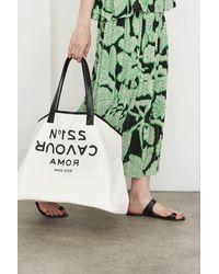5preview Freja Pleated Skirt - Green