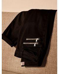 Mos Mosh Berlin Silk Push Up Jeans - Black