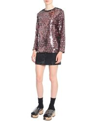 McQ Long Sleeve Top - Multicolor