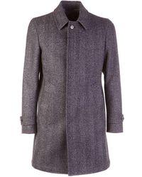L.B.M. 1911 Coat Antracite - Grey