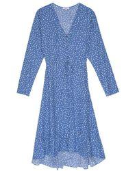 Rails Jade Dress Blue Wisteria
