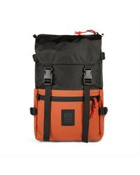 Topo Rover Pack Backpack Black / Clay