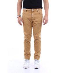 PT Torino Regular Sand-colored Jeans - Natural
