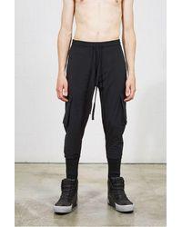 Thom Krom Mst 233 Joggers Black Colour: Black,