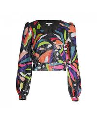 Olivia Rubin Kendall Sequin Top - Multicolour
