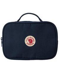 Fjallraven Fjallraven Kanken Toiletry Bag Navy - Blue