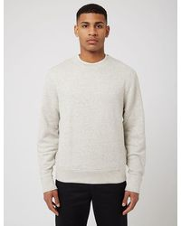 Levi's Made & Crafted Relaxed Crewneck Sweat - Grey
