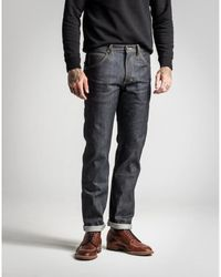 Lee Jeans 101 Rider - Z Straight - Blue