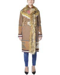 Bazar Deluxe Coats - Brown
