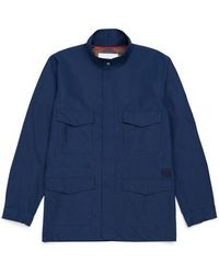 Herschel Supply Co. Field Jacket - Peacoat - Blue