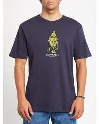 Volcom | Misunderstoned T-shirt | Navy - Blue