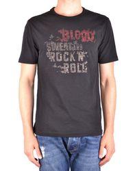 John Varvatos T-shirt Star Usa - Black