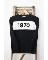 Bella Freud Black 1970 Sweater