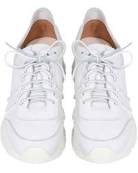 Buttero Carrera Sneakers - White
