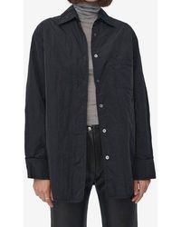 Our Legacy Tech Lend Padded Jacket - Black