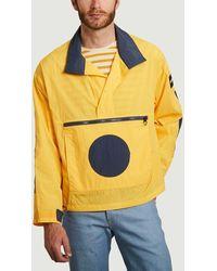 Aigle Gripam Light Jacket Mirabelle - Yellow
