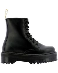 Dr. Martens Dr. Martens Synthetic Fibers Boots - Black