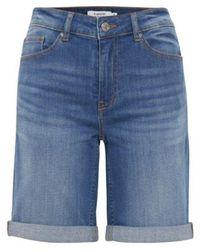 B.Young Shorts Byou.20809702 Mbm.20809702 25 - Blue