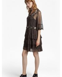 French Connection - Alyssa Dress - Lyst