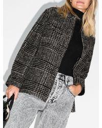 Isabel Marant Etoile Gastoni Coat - Black
