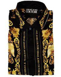 Versace Jeans Couture Versace Jeans Shirts Black