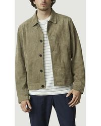 Suit Falcon Jacket Chinchilla - Green