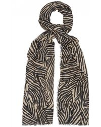 Lily and Lionel - Zebra Silk Scarf - Lyst