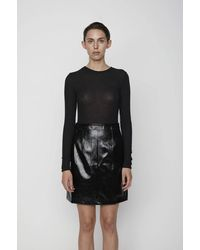 Just Female Just Dianna Skirt - Black