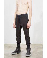 Thom Krom Thom/krom Ss21 M St 235 Men's Pants - Black