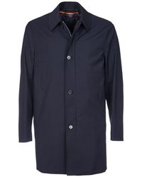 Paul Smith Trench - Blue