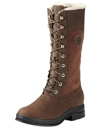 Ariat Ladies Wythburn H2o Insulated Boots - Brown