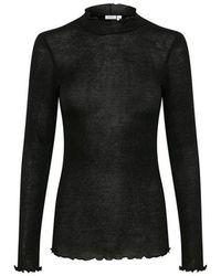 Saint Tropez Ciki Blouse Colour: - Black