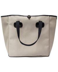 Brady Small Carryall Bag Khaki / Dark - Grey