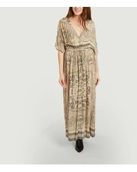 Swildens Dounia Dress Ecru - White