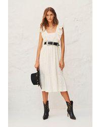 Ba&sh Byrd Dress - White