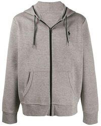 Ralph Lauren - Men's 710652313040 Grey Cotton Sweatshirt - Lyst
