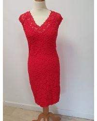 Rosemunde Delicia Dress - Strawberry - Red