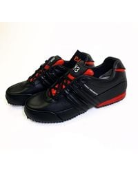 Y-3 Sprint Trainers Free Uk Delivery - Black