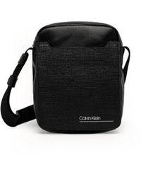 Calvin Klein Black Crossbody Bag