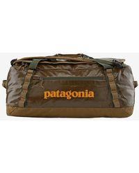 Patagonia Black Hole Duffle Bag 55l - Coriander Brown