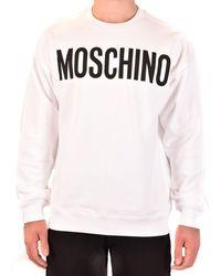 Moschino Sweatshirts - White