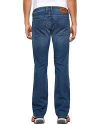 DIESEL Zatiny 9ei Bootcut Jeans - Medium - Blue