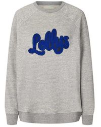 Lolly's Laundry Lollys Laundry Moby Jumper Grey 11 20327-9003