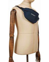 Carhartt Wip Payton Hip Bag - Admiral - Blue